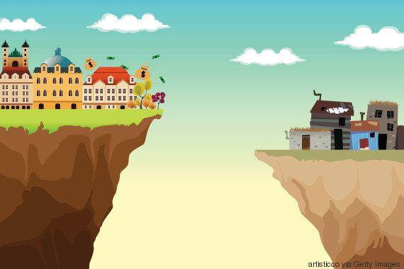 ONU: Países mais pobres estão ficando cada vez mais para