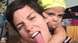 Por trás da foto perfeita, a vida real de mães e pais na era da