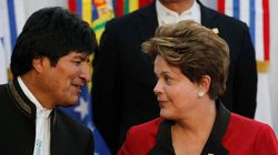 Bolívia ameaça chamar embaixador do Brasil se Dilma for