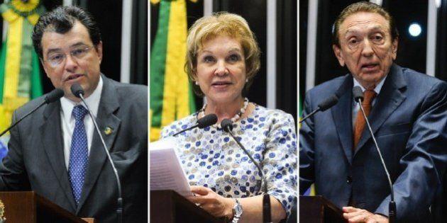 Um dia aliado, outro inimigo: seis dos nove ex-ministros de Dilma votam a favor do