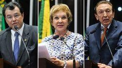 Um dia aliado, outro inimigo: seis ex-ministros de Dilma votam a favor do