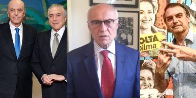 De Bolsonaro a Jean Wyllys: Políticos comentam impeachment de Dilma Rousseff nas