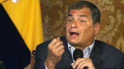 Após Bolívia, presidente do Equador anuncia que vai retirar embaixador no