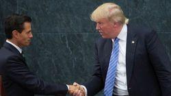 Amigos ou rivais? Após encontro com Trump, líder do México chama candidato de