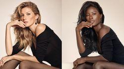 Este projeto fotográfico expõe a falta de diversidade racial no mercado da