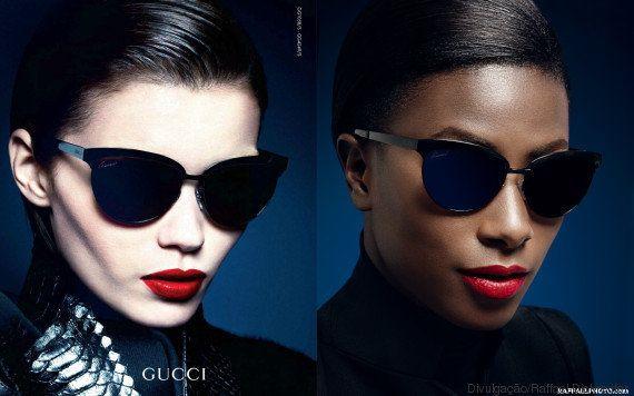 'Black Mirror': Projeto fotográfico expõe a falta de diversidade racial no mercado da