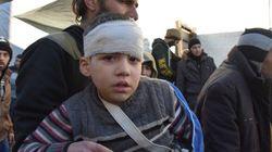 Órfãos sírios fazem apelo: 'Por favor, nos tirem de
