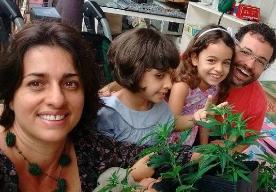 Maconha medicinal avança no Brasil: 'Sempre senti que plantar o remédio da minha filha era