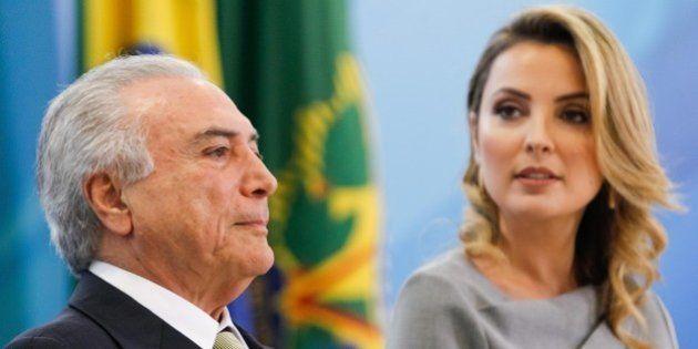 Marcela Temer assume cargo no governo porque 'é mãe e tem todos os predicados para ajudar' no
