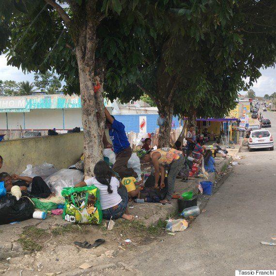 A questão dos deslocados venezuelanos em Roraima: Um olhar