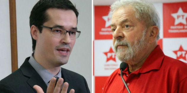 Lula pede R$ 1 milhão a coordenador da Lava Jato por 'coletiva do