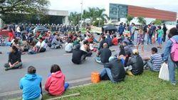 Protestos que bloqueiam o trânsito estão sob ameaça por projeto no