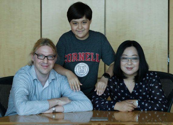 Aos 12 anos, menino é aceito na Cornell University, uma das melhores dos
