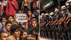 De novo: Ato contra governo Temer em SP termina com ação truculenta da