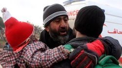 Caos humanitário: Evacuação de civis é suspensa em
