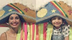 Esta foto é a prova de que filha de Camila Pitanga, Pitanguinha