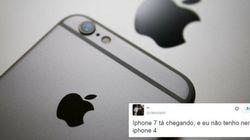 Iphone 7 deve ser lançado próxima semana, e a internet não sabe como