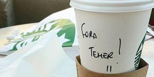 Por que o 'Fora, Temer' ficou só na internet e no copo do