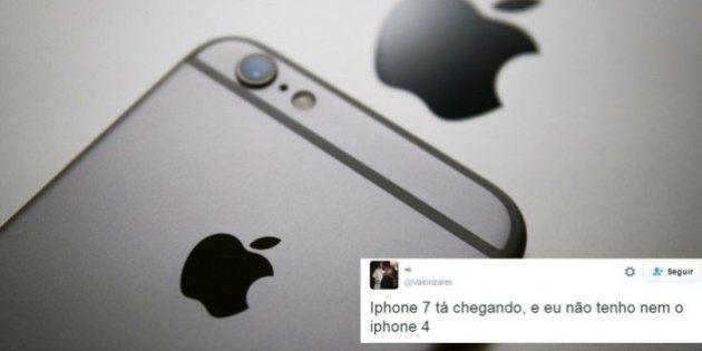 Iphone 7 deve ser lançado próxima semana e a internet não está sabendo lidar com as