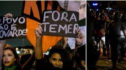 'Não acabou, tem que acabar, eu quero o fim da Polícia Militar', bradam manifestantes em