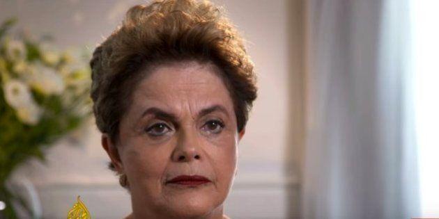 Na entrevista mais tensa de sua vida política, Dilma se irrita ao ser chamada de
