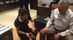 Em viagem à China, Temer compra sapato de R$ 388 e