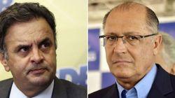 Reeleição de Aécio na presidência do PSDB expõe racha entre