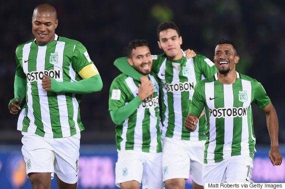 Atlético Nacional vence nos pênaltis e fica em terceiro lugar no Mundial de