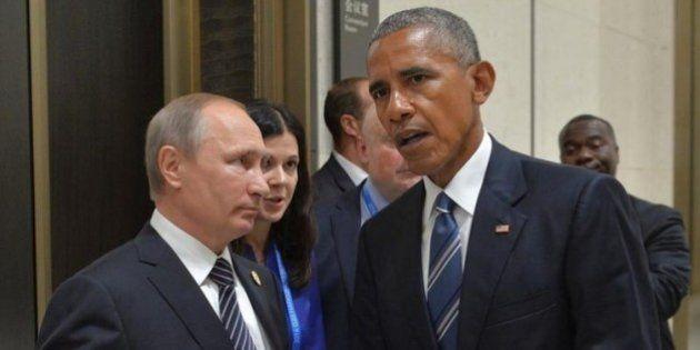 Mesmo com divergências, Putin diz que há 'aproximação' com os EUA sobre crise na