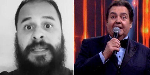 'Domingão do Faustão': Apresentador critica Brasília e jornalista