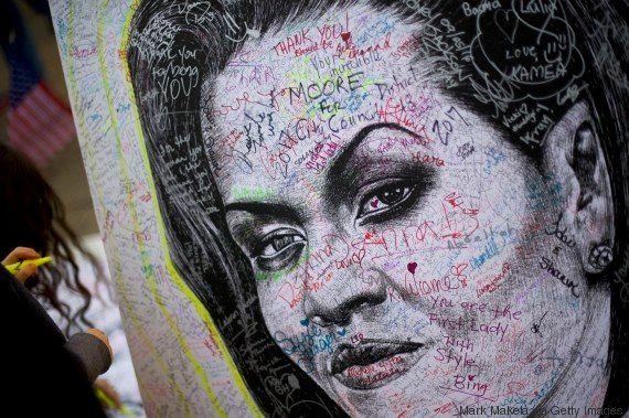 Michelle Obama despede-se da Casa Branca com apelo pela tolerância: 'Cor da pele, riqueza... Nada disso...