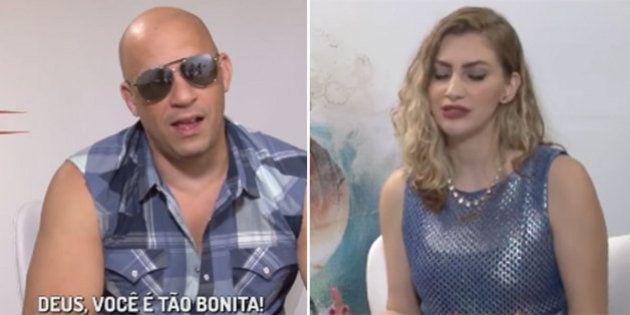 O assédio e constrangimento que a youtuber Carol Moreira sofreu ao entrevistar Vin