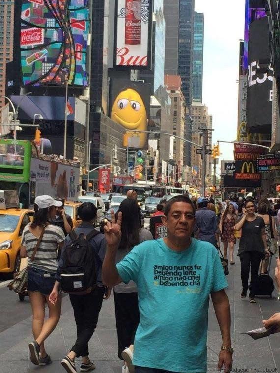 Açougue, Times Square... Os momentos mais dignificantes da incrível vida de Zeca