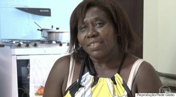 A história de luta da diarista Vandreia dos Santos que emocionou Ana Maria