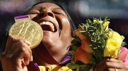 Agora é a vez delas: Shirlene Coelho será a primeira mulher porta-bandeira da