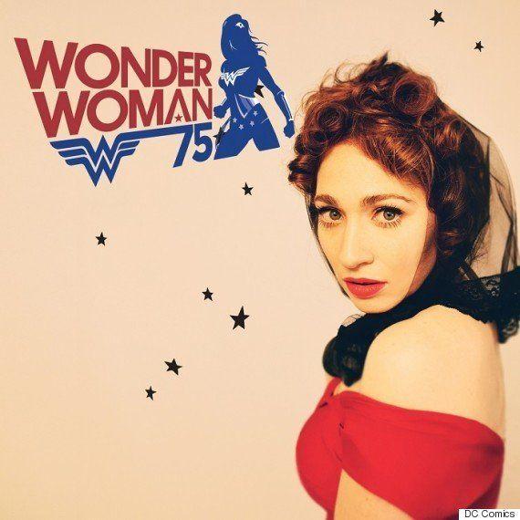Mulher-Maravilha: Regina Spektor faz playlist girl power para comemorar 75 anos da