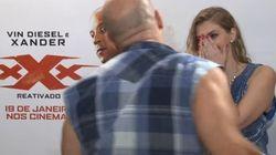 Vin Diesel: 'Se ofendi alguém, peço desculpas pois nunca foi minha