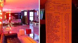 Aqui está uma análise detalhada da conta de motel que deixou a internet