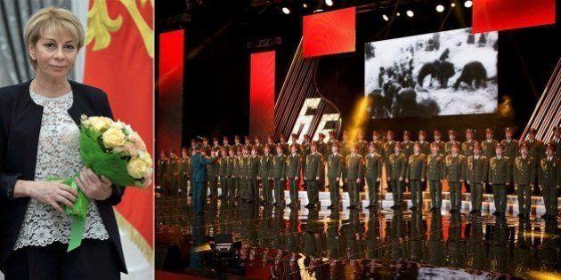 Diretora de organização humanitária e coral do Exército russo: As vítimas da queda do avião russo no...