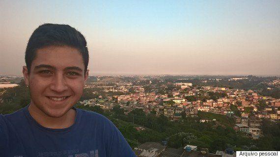 'Não construí este sonho sozinho', diz André Garcia, filho de diarista aprovado em