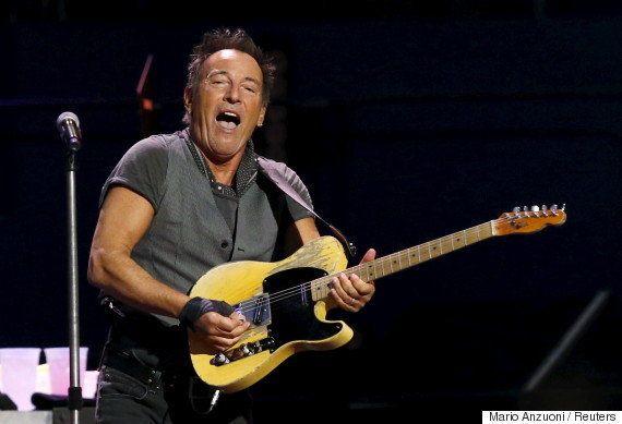 Bruce Springsteen recorda os dias de depressão: 'Fiquei