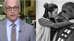 'Carrie Fisher fazia piada com a própria morte': Jorge Pontual se defende de críticas no