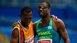 É PRATA! Odair Santos conquista primeira medalha brasileira na