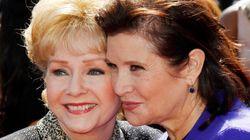 Antes de morrer, Debbie Reynolds disse que queria estar com a