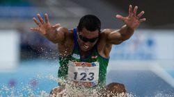 É OURO! Ricardo Oliveira voa e conquista 1ª medalha dourada do Brasil na