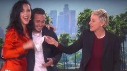 Ellen DeGeneres e Katy Perry dão presente incrível a sobrevivente do massacre em