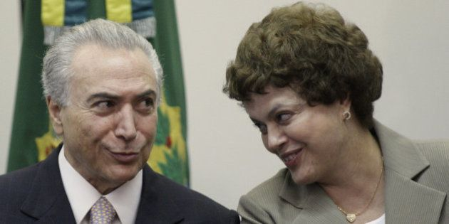Dilma e Temer são responsáveis por contas da campanha de 2010, diz