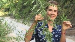 Depois de Glória Maria, Maitê Proença encontra cannabis em viagem