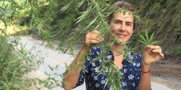 Depois de Glória Maria, Maitê Proença encontra cannabis em viagem mística para o