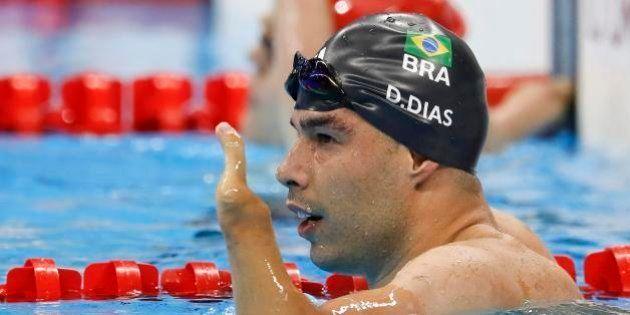 Daniel Dias conquista 16ª medalha paralímpica com ouro na natação 200 metros